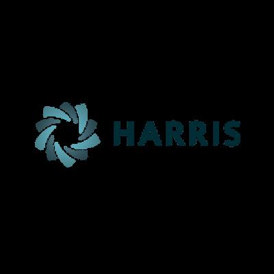 harris computer company logo